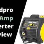 Weldpro 200 Amp Inverter