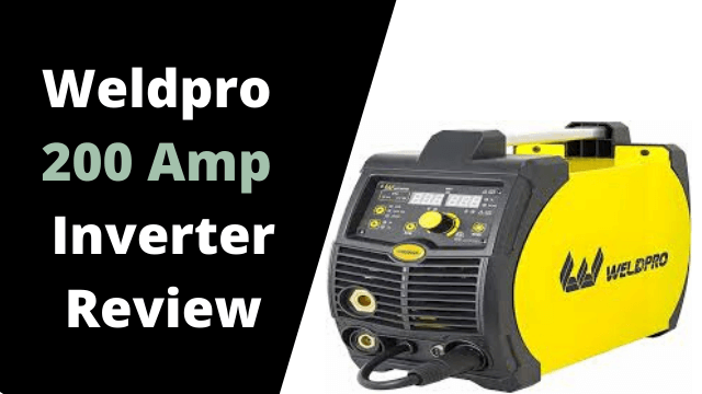 Weldpro 200 Amp Inverter