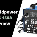 Sungoldpower MIG 150A Welder Machine R