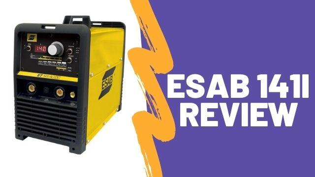 ESAB 141i Welder Review
