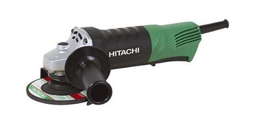 Hitachi G12SQ Paddle Switch Angle Grinder