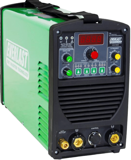 2019 Everlast PowerTIG 185 Welder