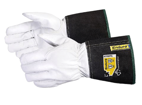 Endura Superior 370GFKLL Precision Arc Goatskin Leather TIG Welding Glove