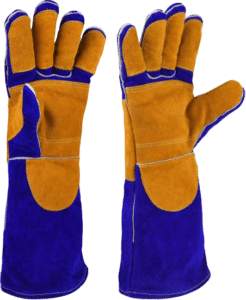 NKTM Leather Welding Gloves
