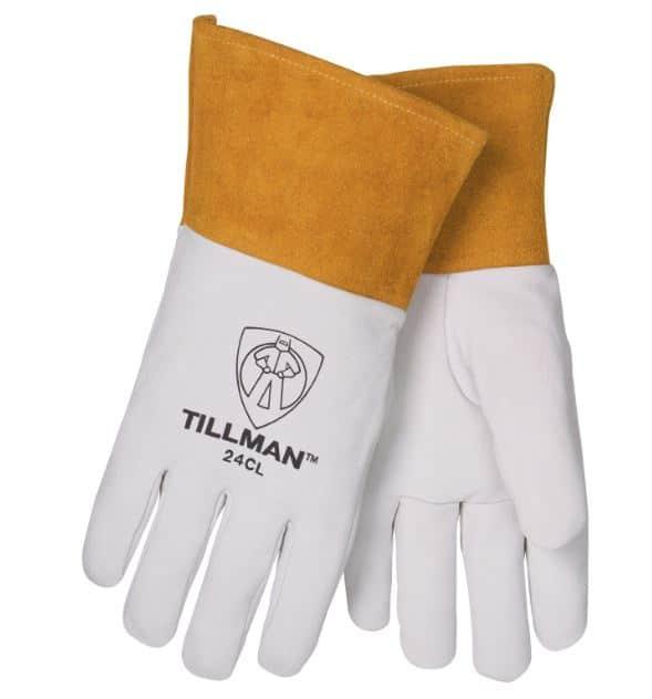 Tillman Top Grain Gloves for TIG Welding