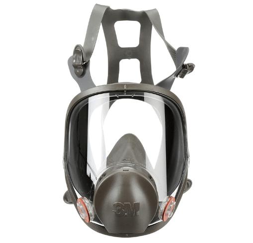 3M Full Facepiece Reusable Respirator 6700