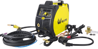 2020 Weldpro 200 Amp Inverter Multi Process Welder