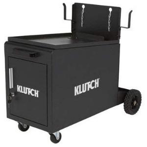 Klutch Compact Locking Welding Cart