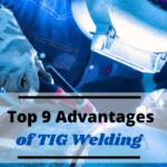 advantages of tig welding