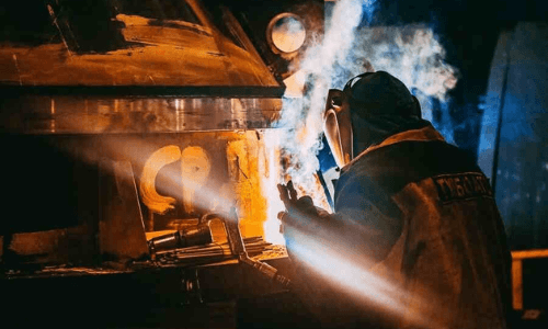 Will TIG welding be performed without using gas
